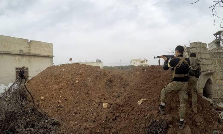 TSK'nın Afrin'deki ilerleyişi devam ediyor