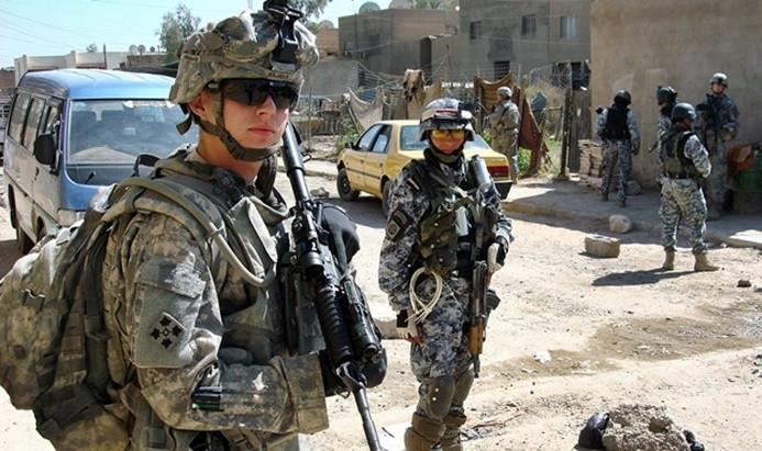 ABD'den Menbiç-Fırat Kalkanı hattına asker takviyesi