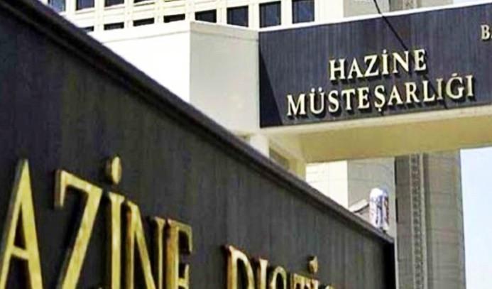 Hazine, 2 milyar lira borçlandı