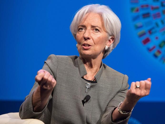 Lagarde: Finansal belirsizlikler artıyor