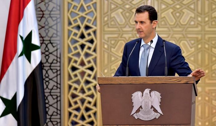 Suriye: ABD bizi hedef almak için yalanlara başvuruyor