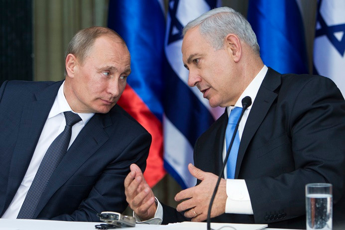Putin'den İsrail'e Suriye uyarısı