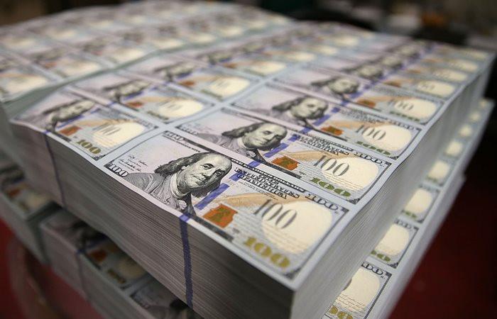 Dolar, TCMB sonrası 4,11'in altına indi