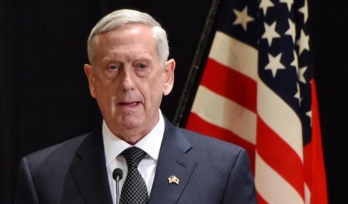 Mattis'ten Suriye açıklaması: ABD olarak kanıt arıyoruz
