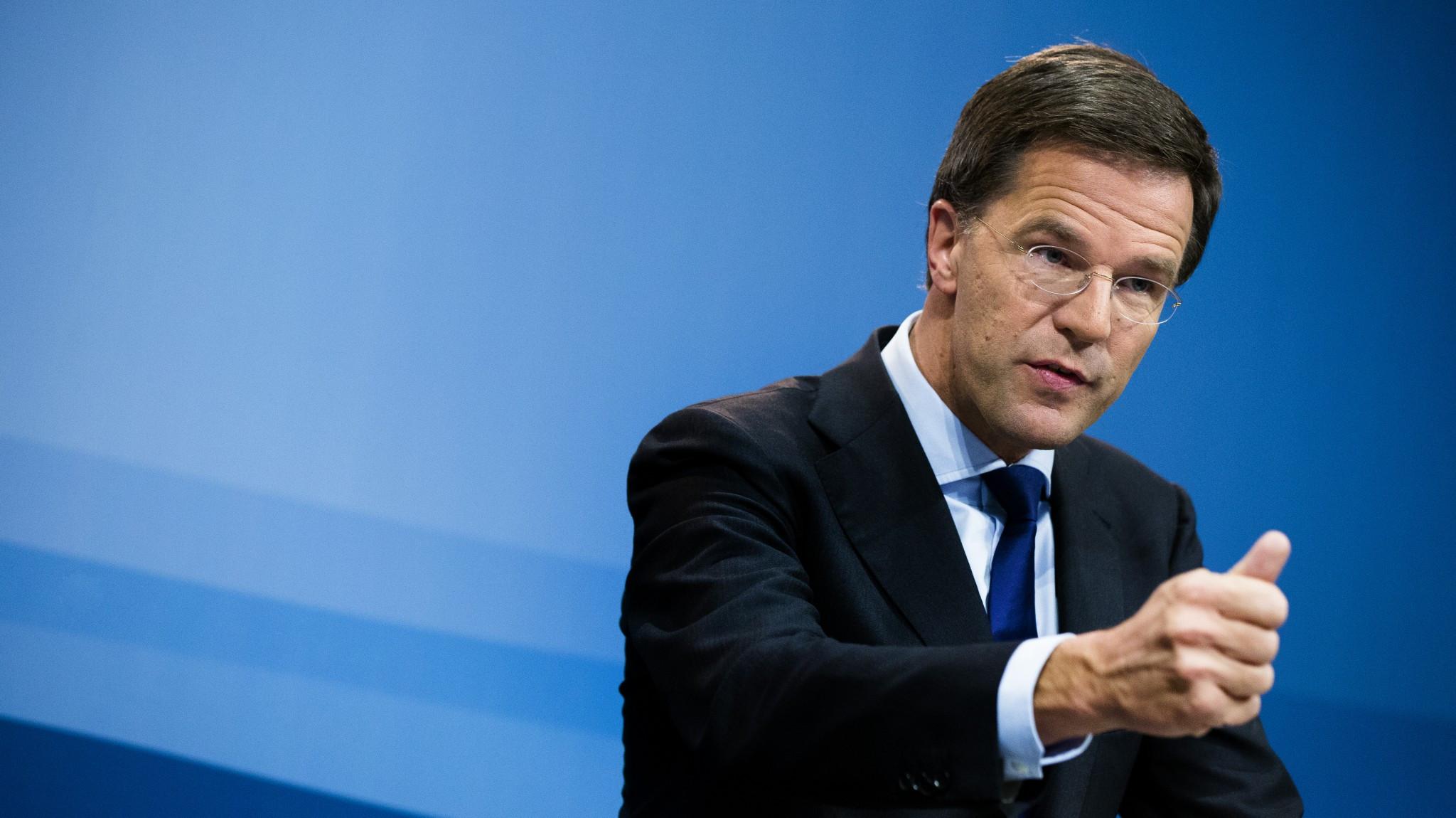 Hollanda Başbakanı: Suriye'ye askeri operasyona katılmayacağız