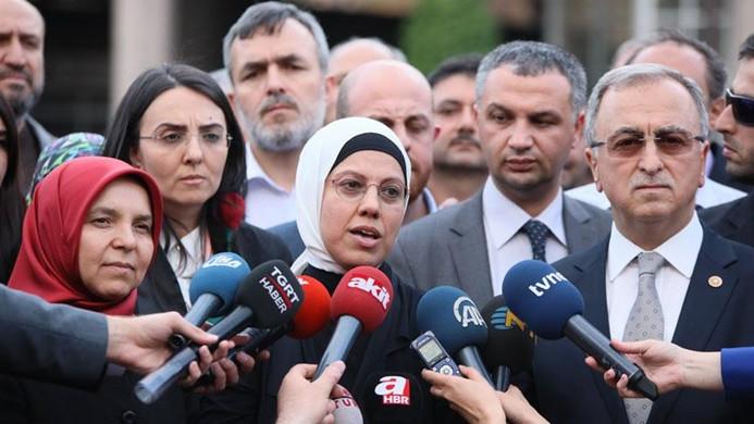 AK Parti'den 28 Şubat davası açıklaması