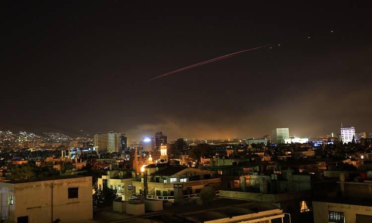 ABD, Suriye'yi vurdu