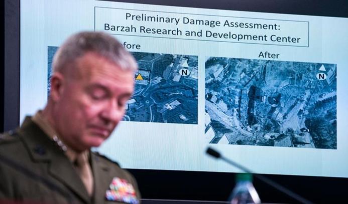 Pentagon: Esad'a mesaj gönderdik