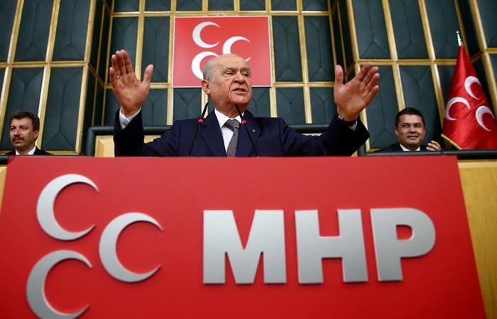 MHP'den erken seçim çağrısı