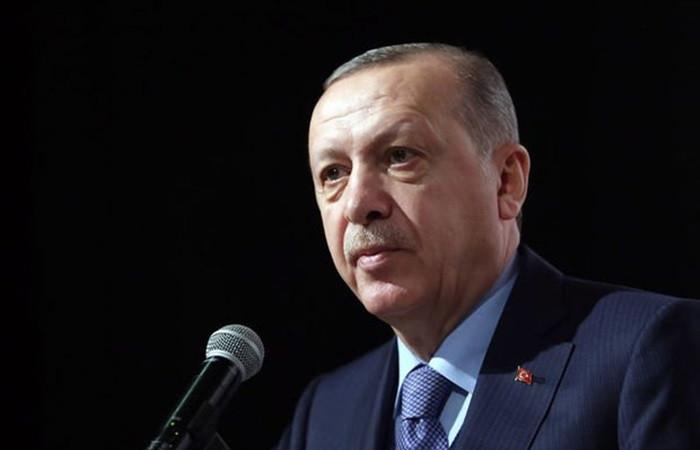 Erdoğan kurmaylarıyla bir araya geldi