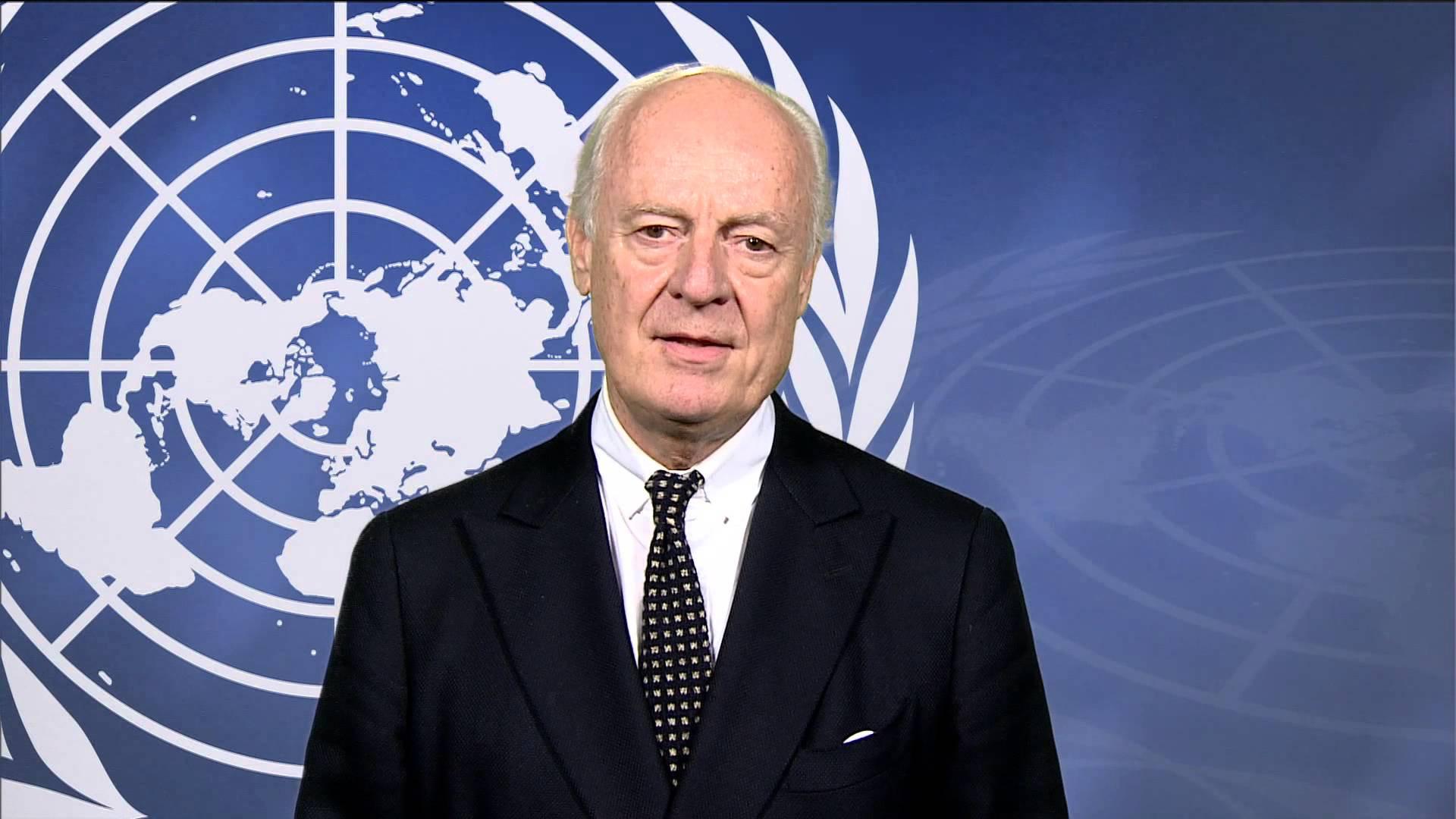 BM Suriye Özel Temsilcisi Ankara'ya geliyor