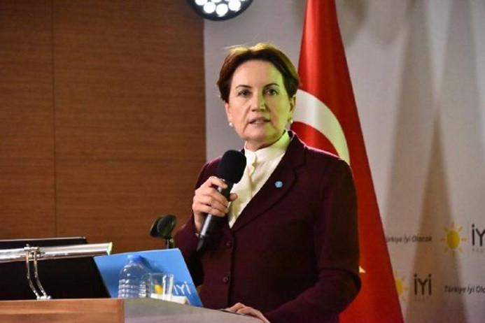Akşener: İYİ Parti seçime girecek