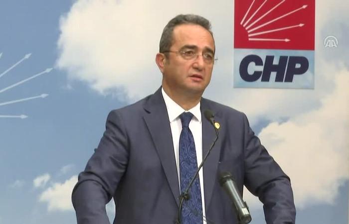 CHP Sözcüsü Tezcan'dan erken seçim açıklaması