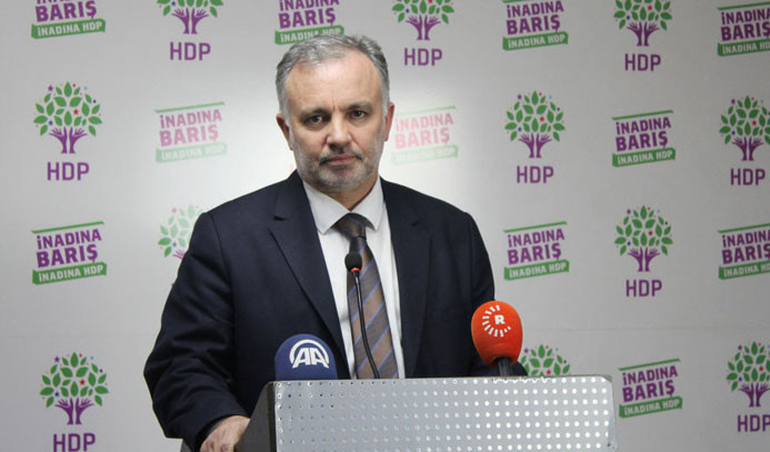 HDP: Bir senaryoyla karşı karşıyayız