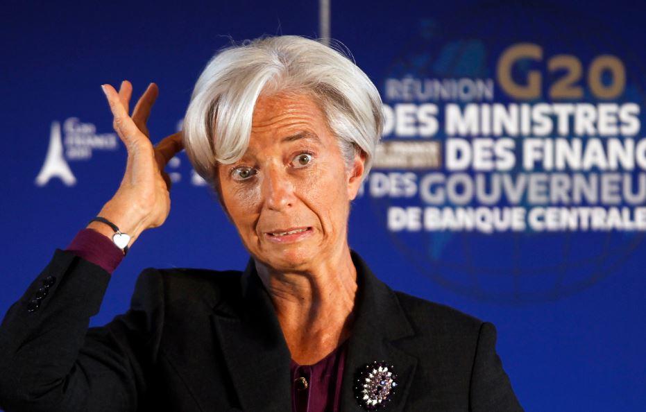 IMF:  Küresel borç tarihi zirvede