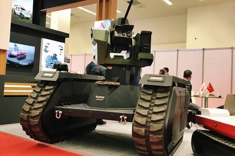 Yerli insansız araç Asya'ya açılıyor