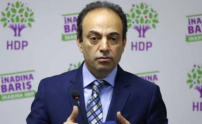 HDP'li iki ismin vekillikleri düşürüldü