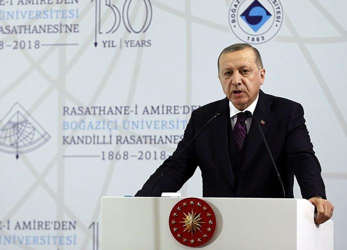 Erdoğan'dan 'erken seçim' değerlendirmesi
