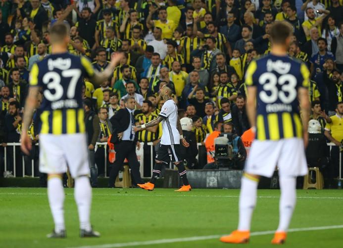 TFF'den Fenerbahçe-Beşiktaş maçı kararı