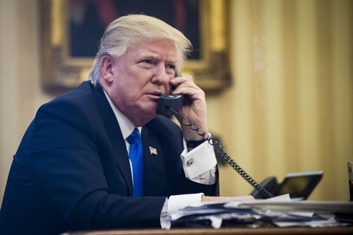 Trump'tan Kuzey Kore diplomasisi