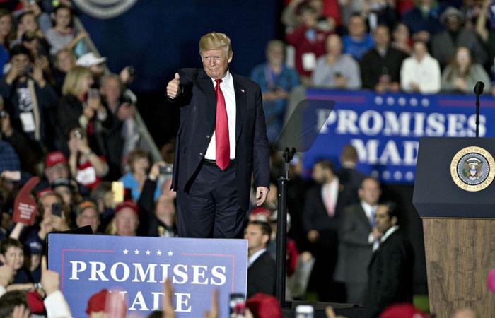 Trump: Meskika duvarına para gelmezse hükümeti kapatırım
