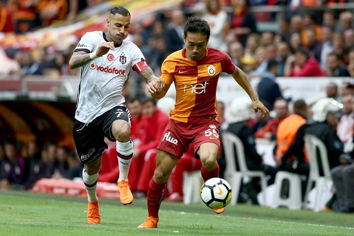 Galatasaray'dan şampiyonluk için dev adım