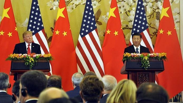Trump Çin'i eleştirdi: Bu aptalca ticaret