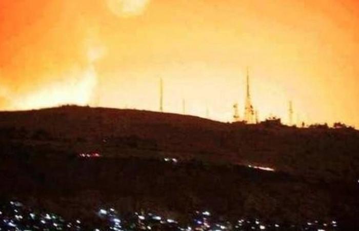 İsrail: Suriye'deki bütün İran altyapısını vurduk