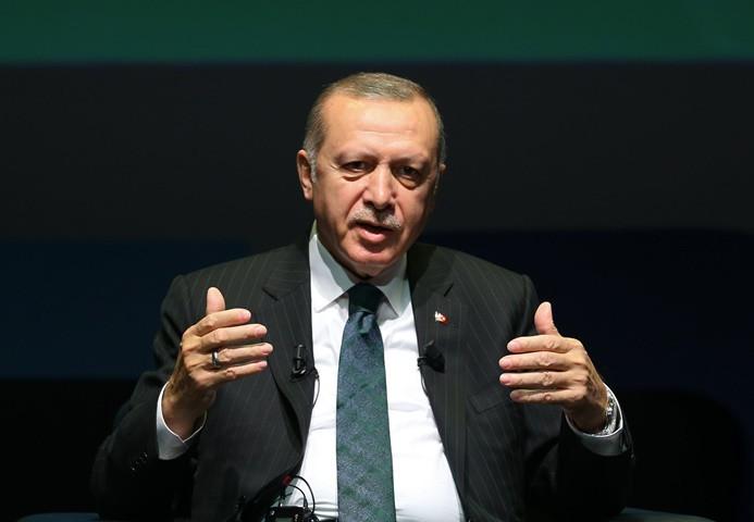 Erdoğan: Karar talihsizliktir, reddediyoruz