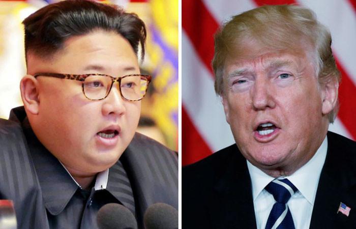 Kuzey Kore: Kim-Trump görüşmesini iptal ederiz