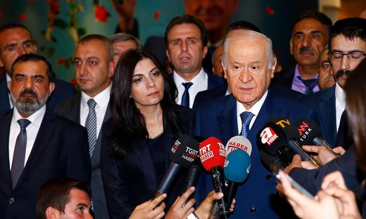 4 partinin ittifak kararına Bahçeli'den değerlendirme