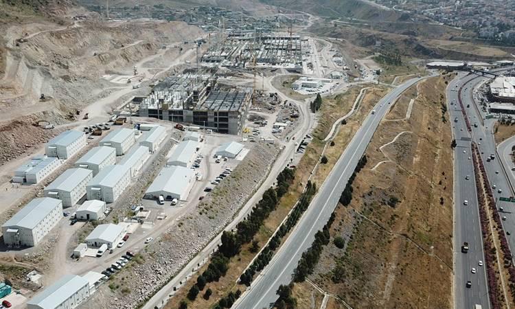 İzmir'in en büyük hastanesinin açılışı bir yıl erkene alındı