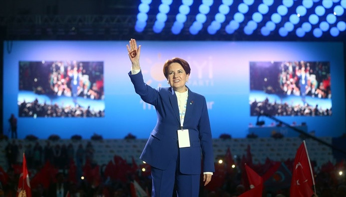 İYİ Parti'de yüzde 25 kadın milletvekili kotası