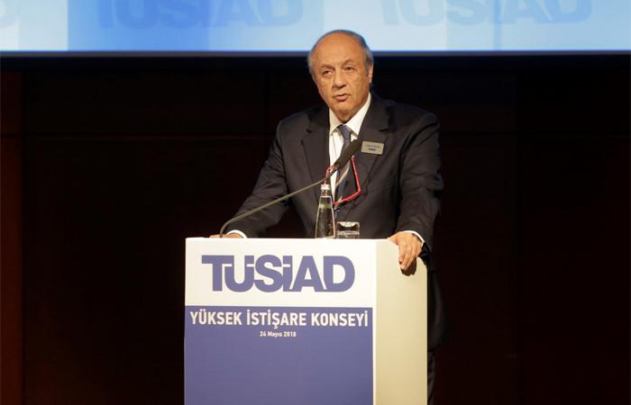 TÜSİAD YİK Başkanı Özilhan: MB, dünkü adımla herkesi rahatlattı
