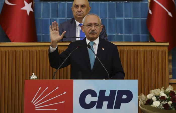 Kılıçdaroğlu'dan Bahçeli'ye '100 bin imza' tepkisi