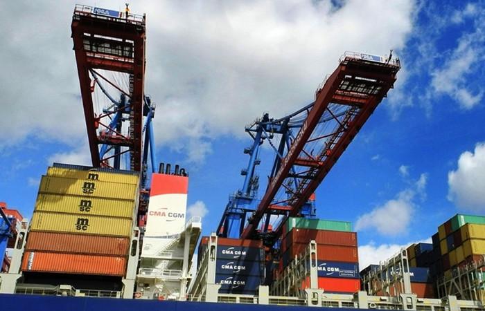 Dış ticaret açığı 6,7 milyar dolar