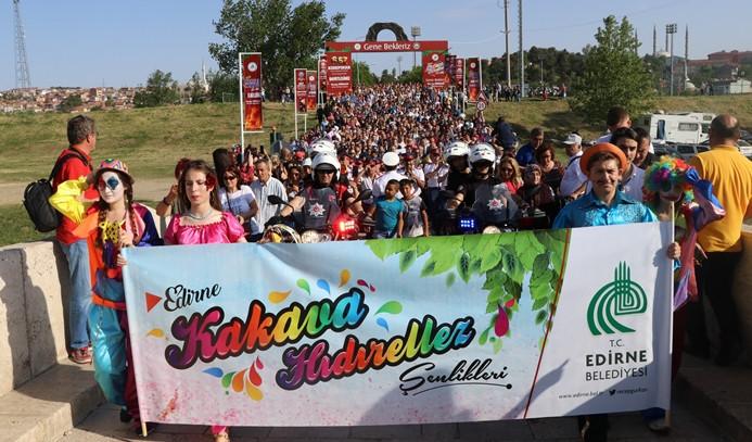 Kakava'ya 60 bin ziyaretçi