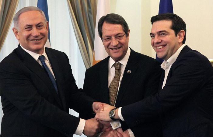 Güney Kıbrıs'ta Türkiye'yi kızdıracak doğalgaz zirvesi