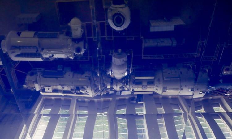 Kozmonot Hazırlık Merkezi'nden kareler