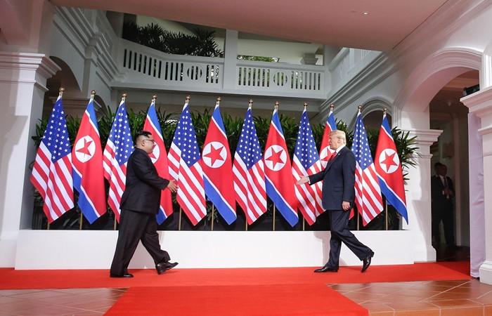 Trump-Kim zirvesinde tarihi anlaşma