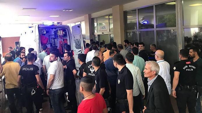 Şanlıurfa'da silahlı saldırı: 3 ölü 9 yaralı