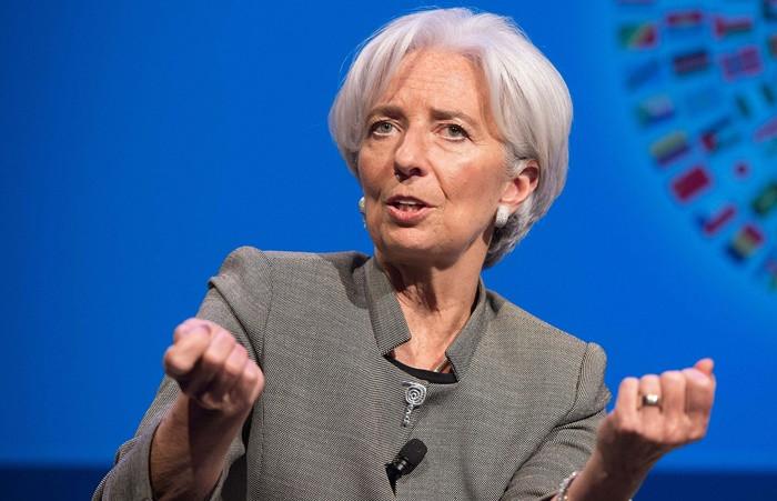 IMF Başkanı Lagarde'dan ABD'ye çağrı