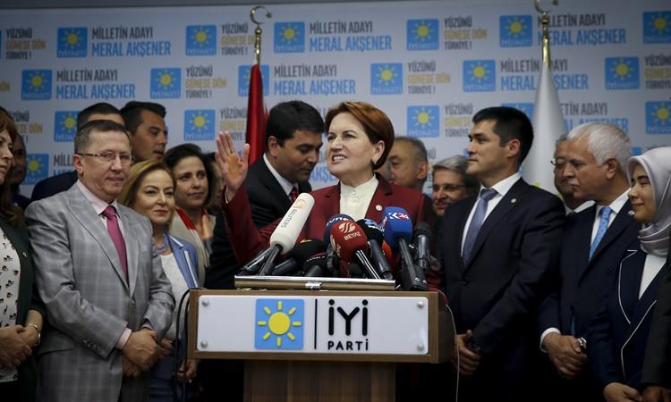 Akşener: Başkanlığımda devam kararı alındı