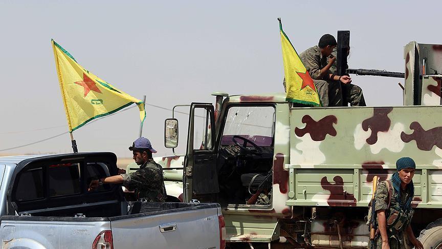 YPG Menbiç'i tamamen terk etti
