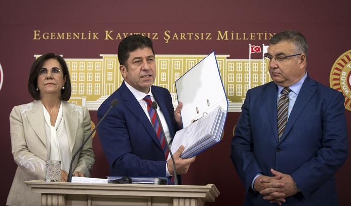 CHP'de imza sayısı 526'ya ulaştı
