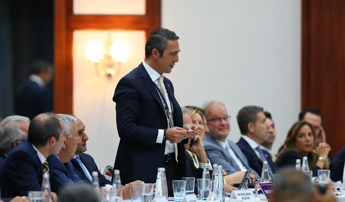 """""""Ali Koç'un desteğiyle 1,5 ayda 200 milyon lira borç ödedik"""""""