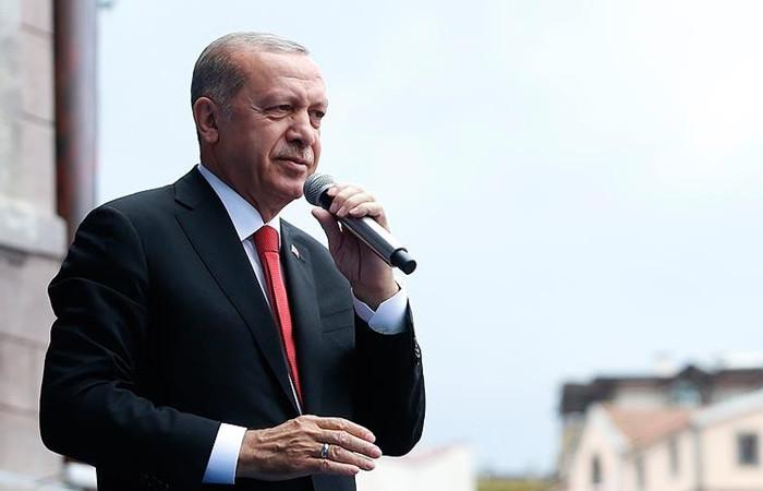 Erdoğan: Dolar bizim yolumuzu kesemez