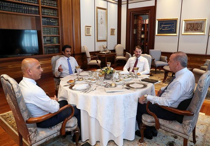 Katar'dan 15 milyar dolarlık doğrudan yatırım desteği