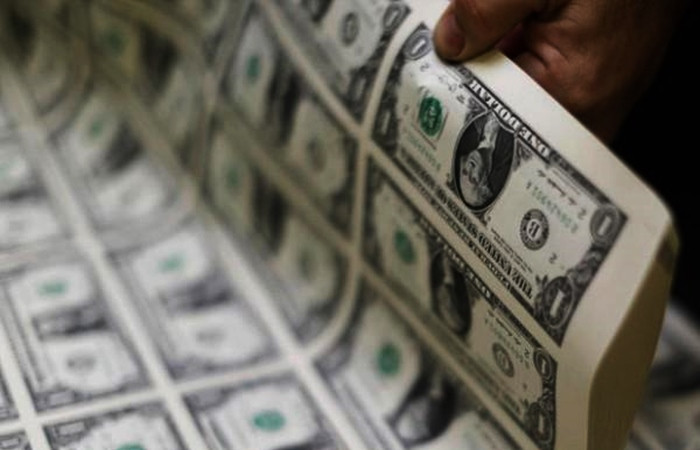 Dolar/TL 6.84 seviyesine kadar yükseldi