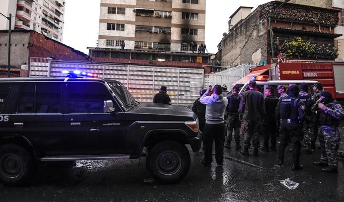 Venezuela Devlet Başkanı Maduro'ya bombalı saldırı